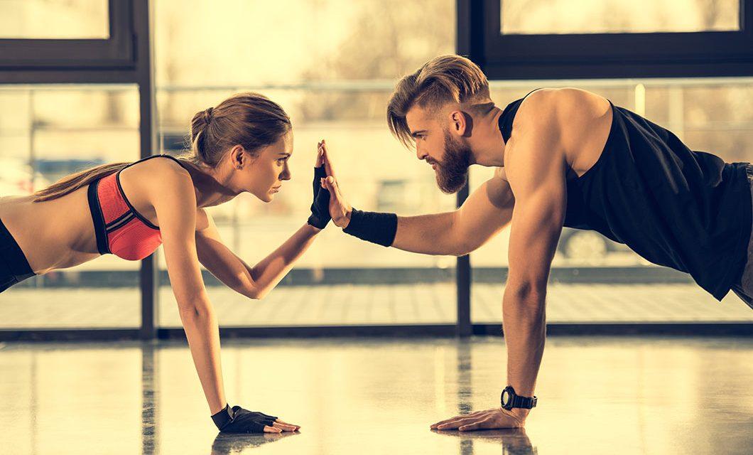 Тренировки и упражнения без тренажеров и дополнительного оборудования!