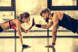 упражнения без тренажеров
